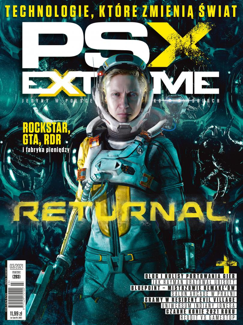 PSX Extreme 283 returnal