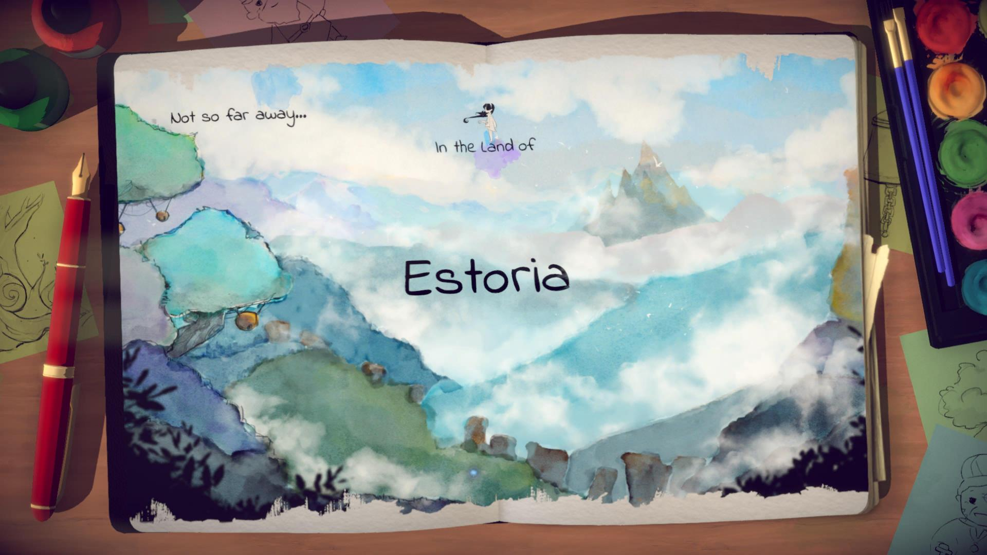 Lost Words: Beyond The Page - recenzja gry, opinia. Estoria