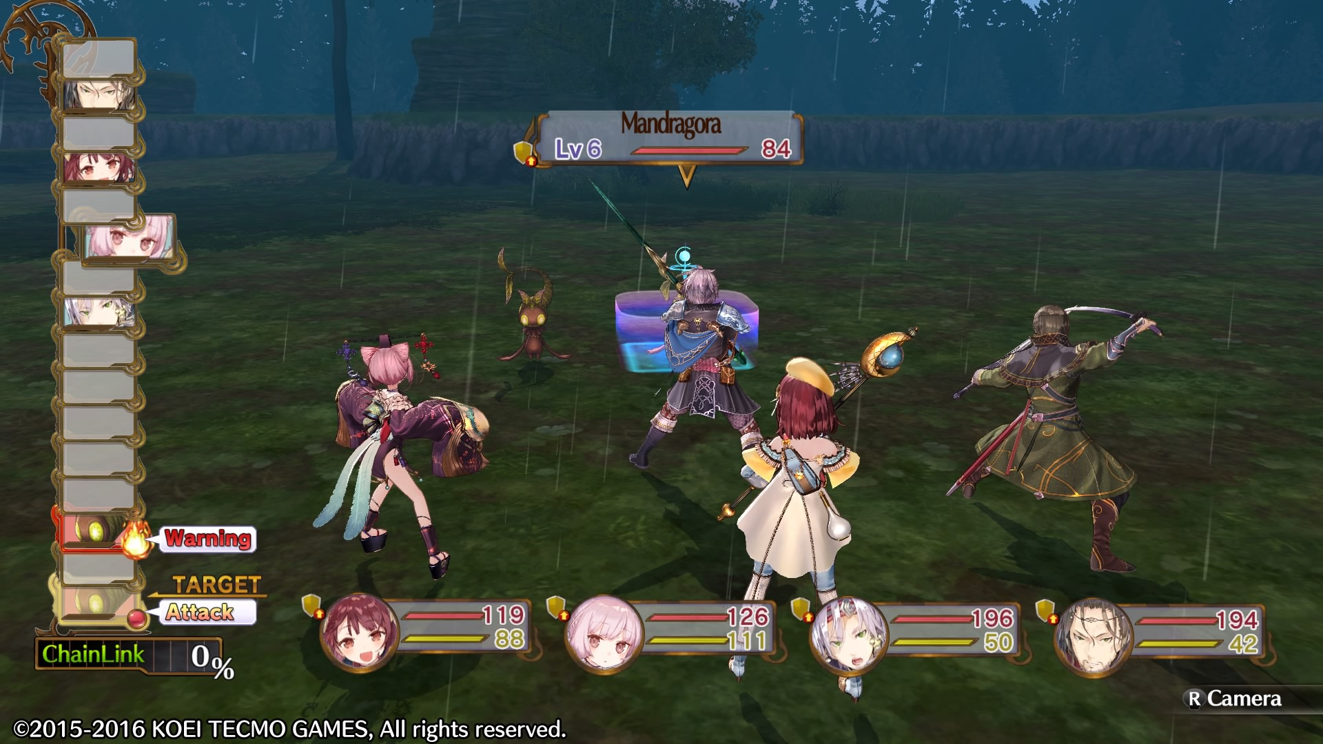 Atelier Mysterious Trilogy Deluxe Pack - recenzja i opinia o grze. Walka
