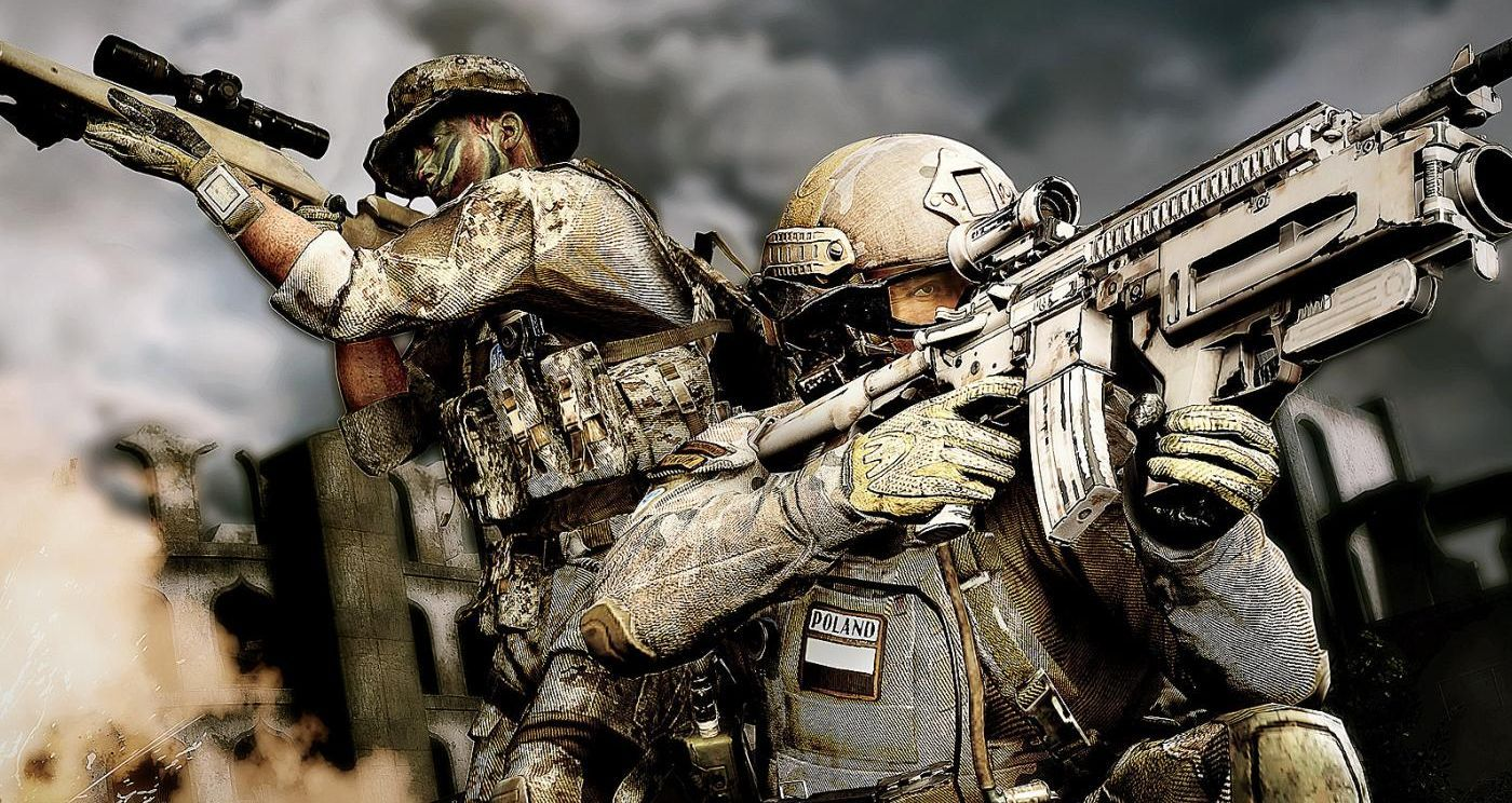 Medal of Honor: Warfighter - GROM