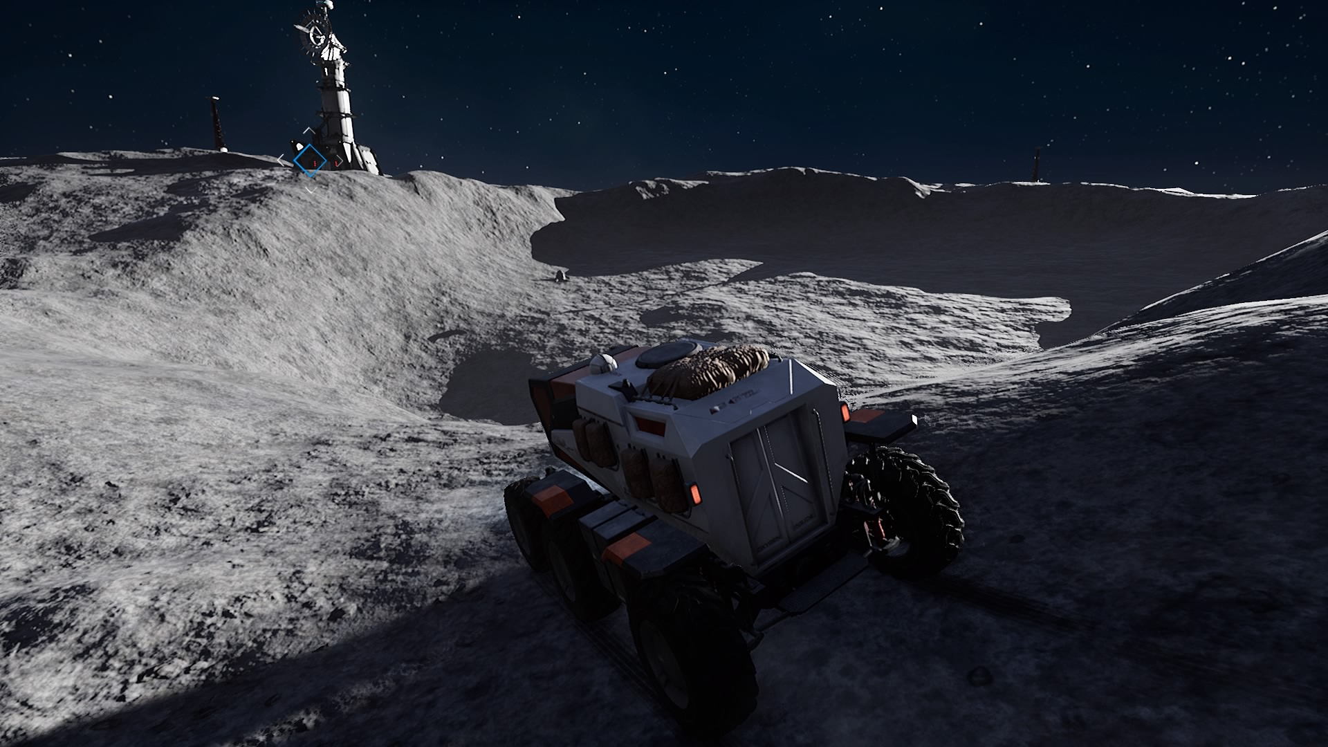 Deliver Us the Moon gameplay ps4