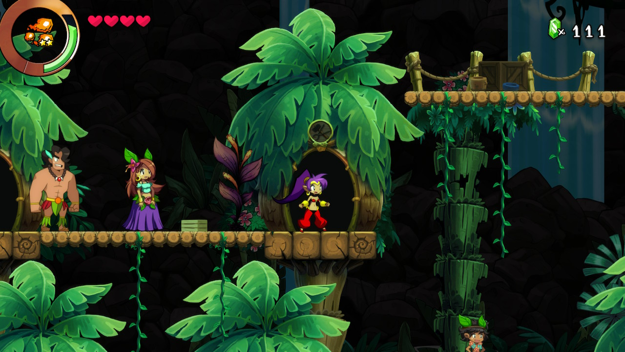 Shantae and the Seven Sirens recenzja