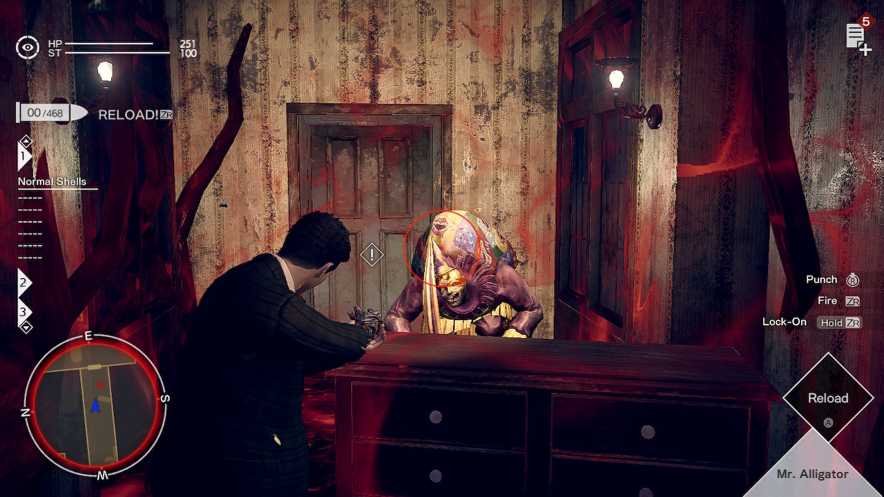 Deadly Premonition 2: A Blessing in Disguise recenzja - walka