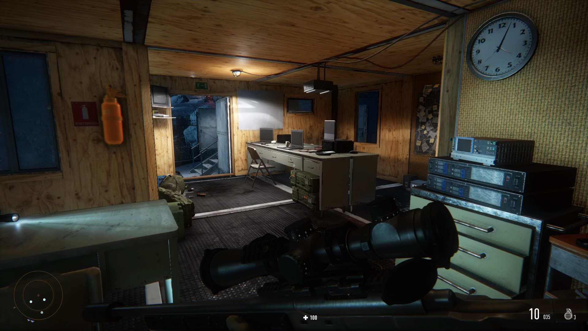 Sniper: Ghost Warrior Contracts gameplay