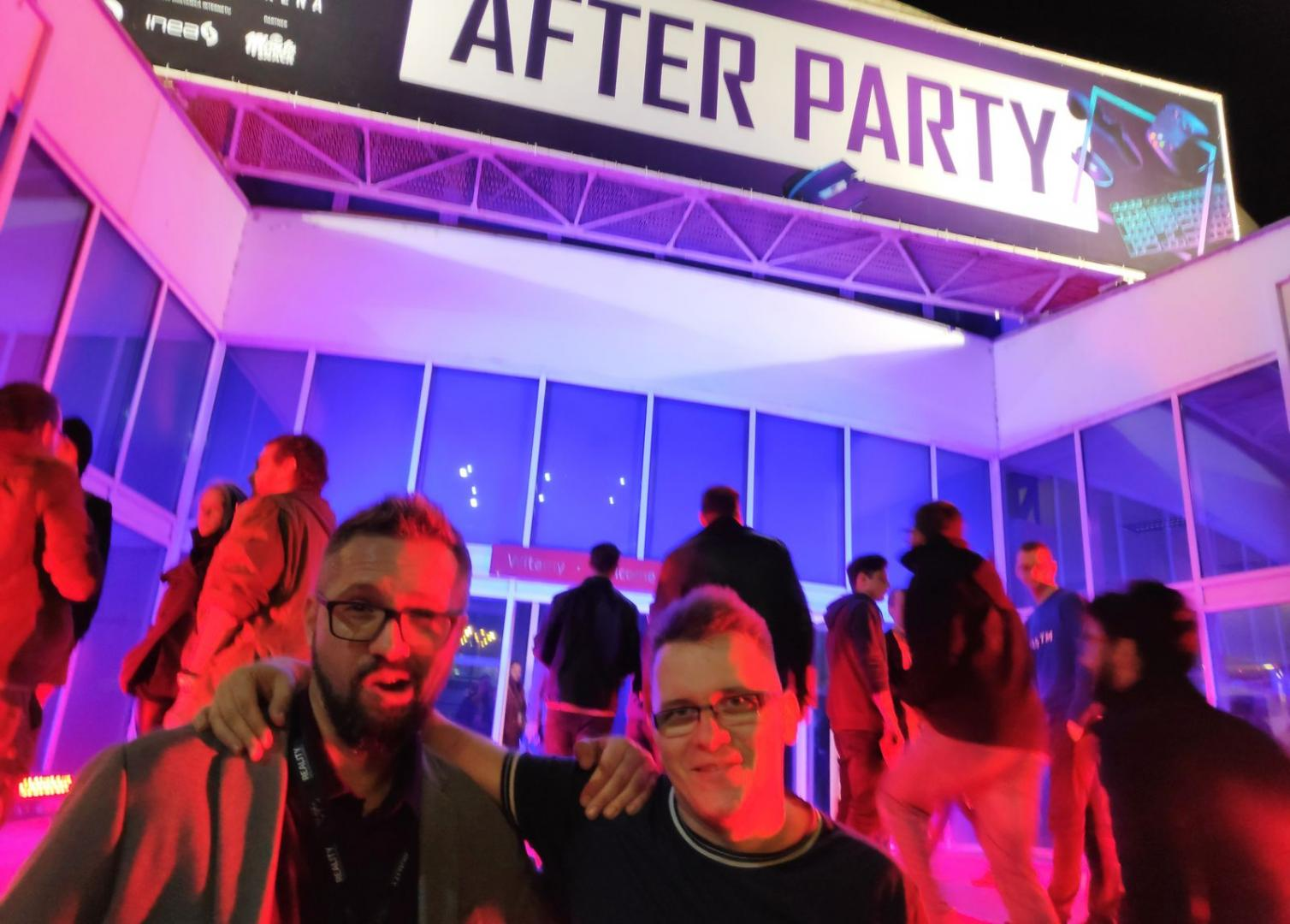 PGA 2019 - after party