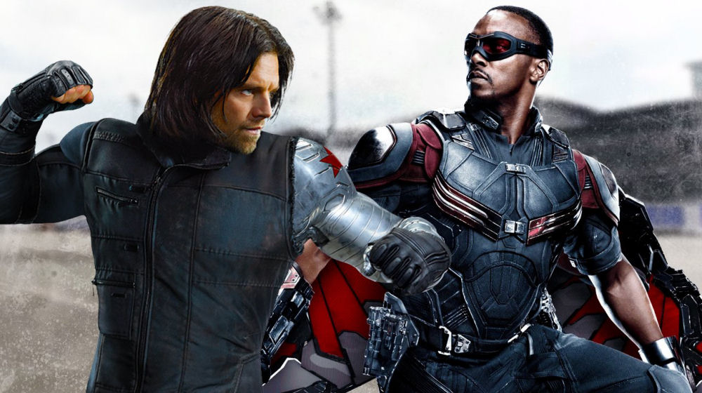 The Falcon and the Winter Soldier - serial