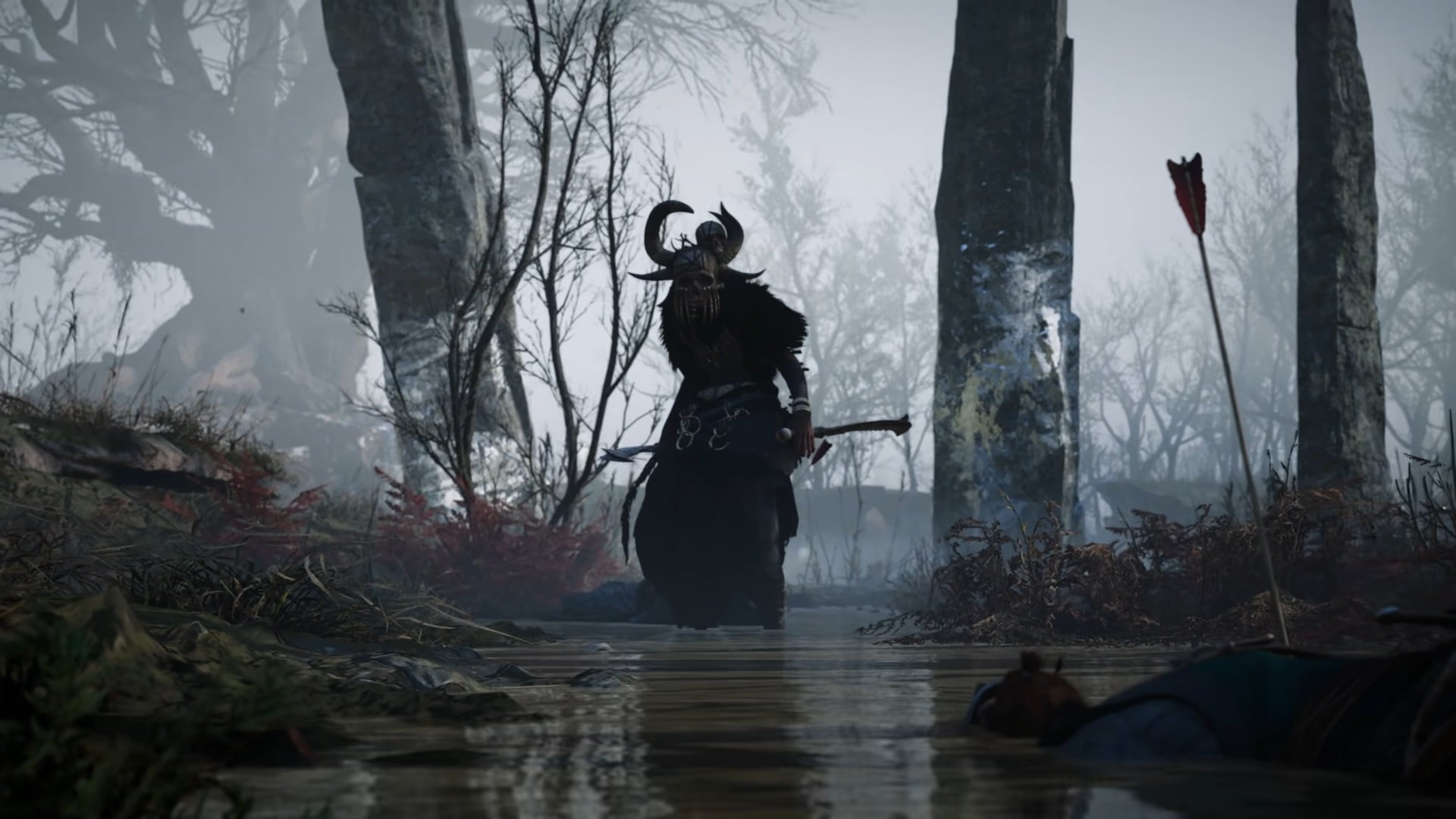 Assassin's Creed Valhalla: The Wrath of the Druids Review - Antagonista