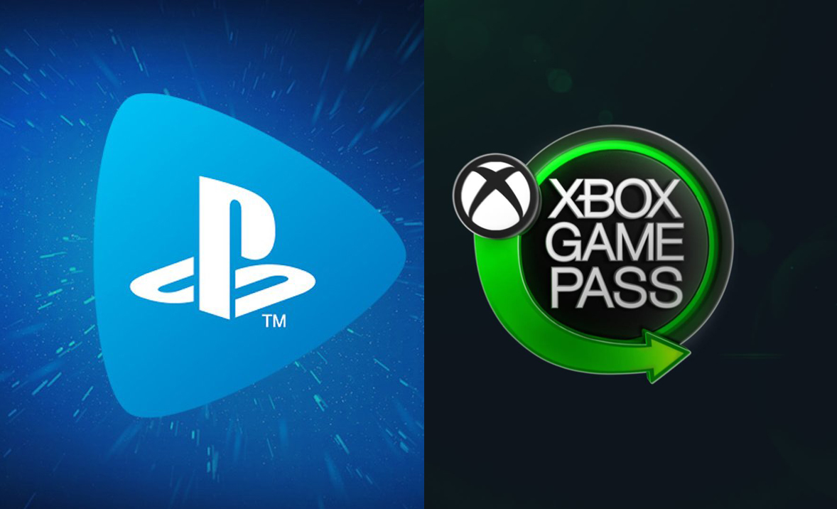 Xbox Game Pass i PlayStation Now