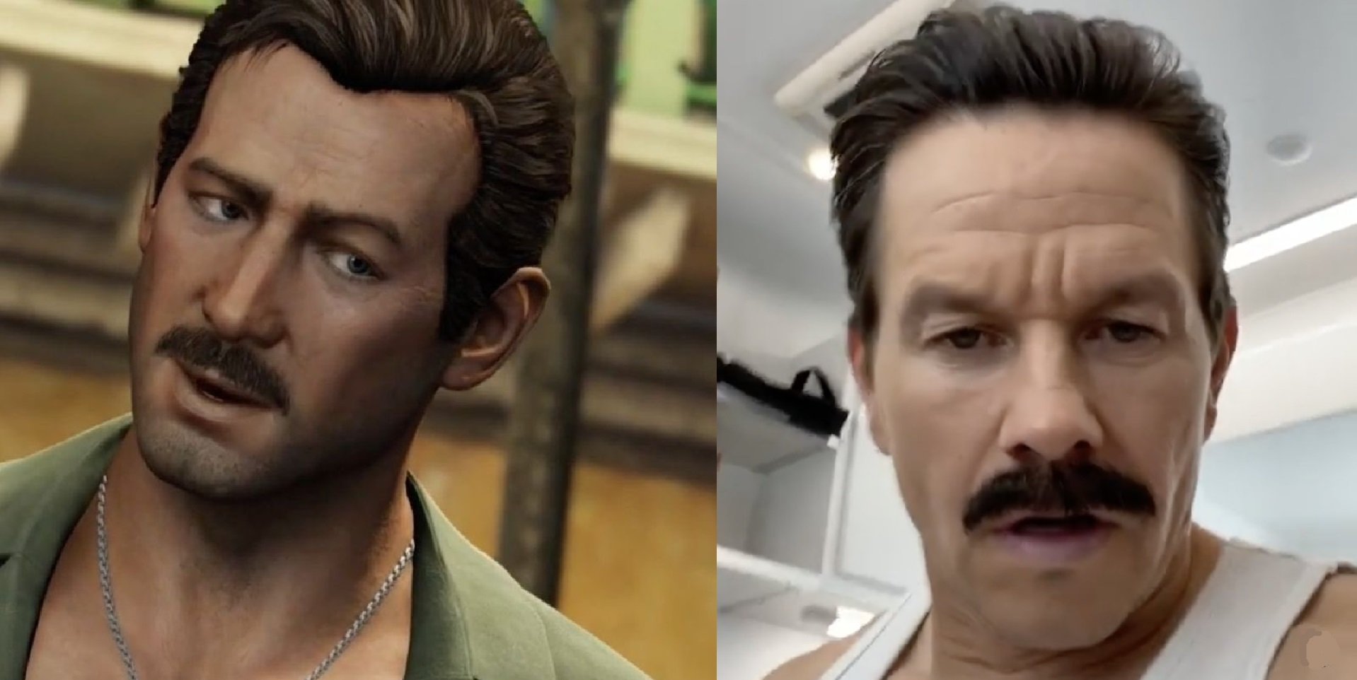 Uncharted - Mark Wahlberg jako Sully