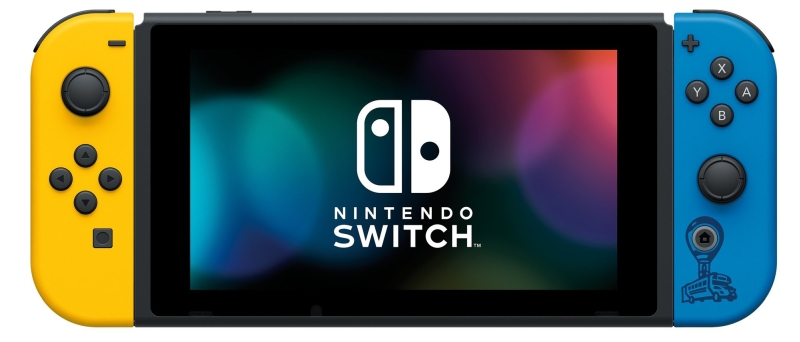 Nintendo Switch Fortnite Special Edition 3