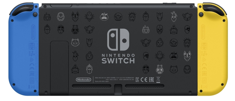 Nintendo Switch Fortnite Special Edition 4