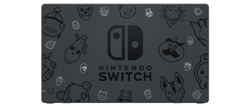 Nintendo Switch Fortnite Special Edition 5