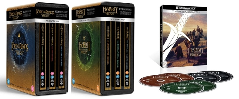 Hobbi 4K Ultra Blu-ray