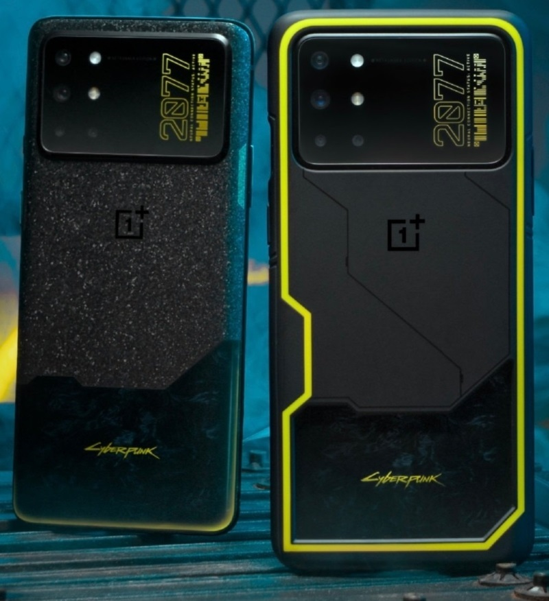 Cyberpunk 2077 OnePlus 8T - photo