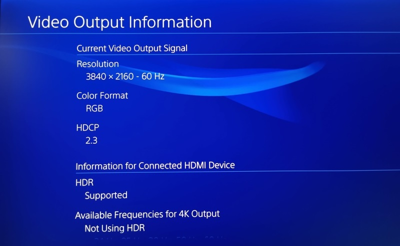 PS4 Firmware 7.50