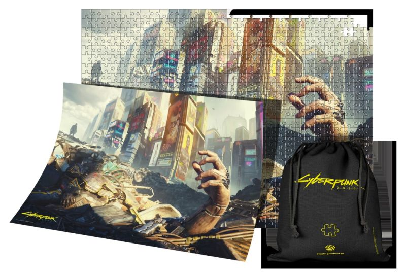 Puzzle Good Loot Cyberpunk 2077