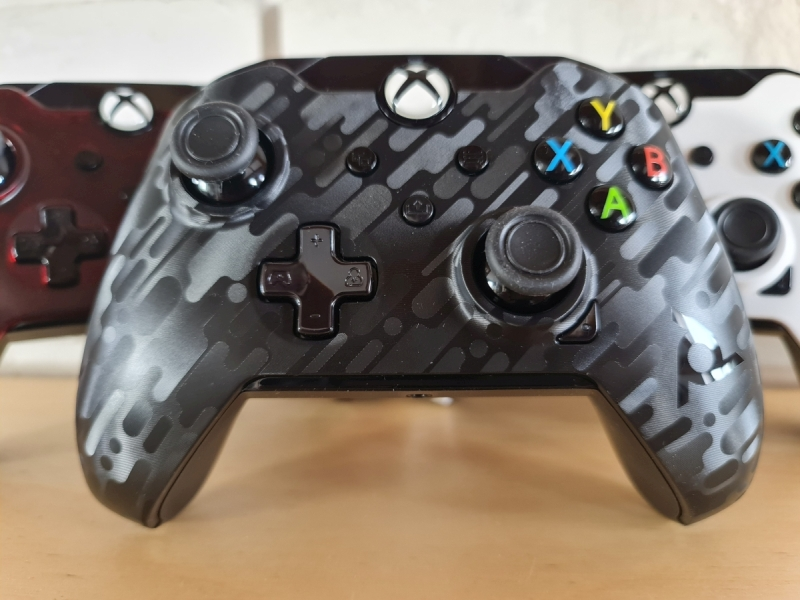 PDP Gaming Wired Controller - recenzja - czarny