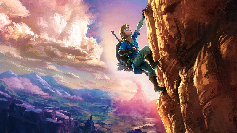 The Legend of Zelda: Breath of the Wild - najlepsze gry na kwarantannę