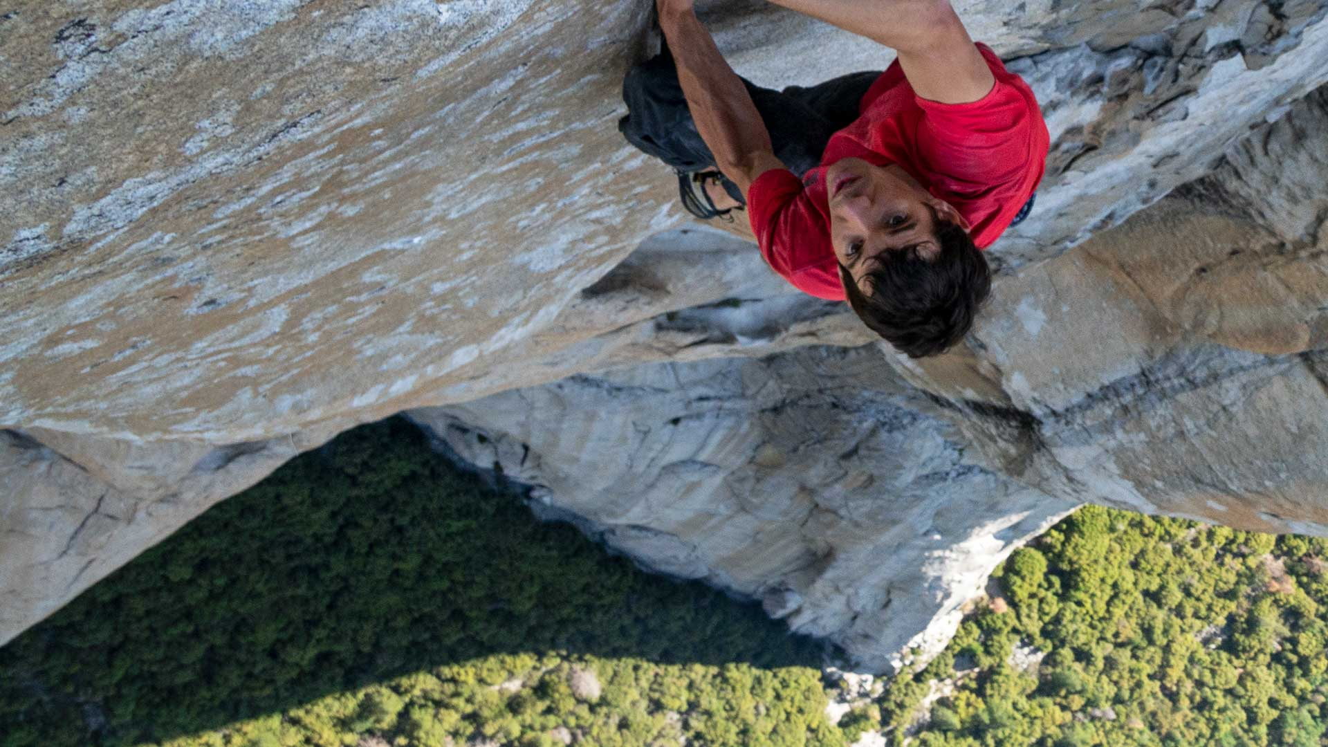 Free Solo (2018) – Filmy o wspinaczce