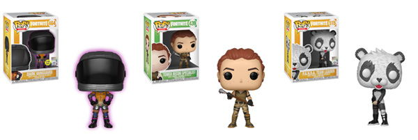 Funko POP! seria Fortnite