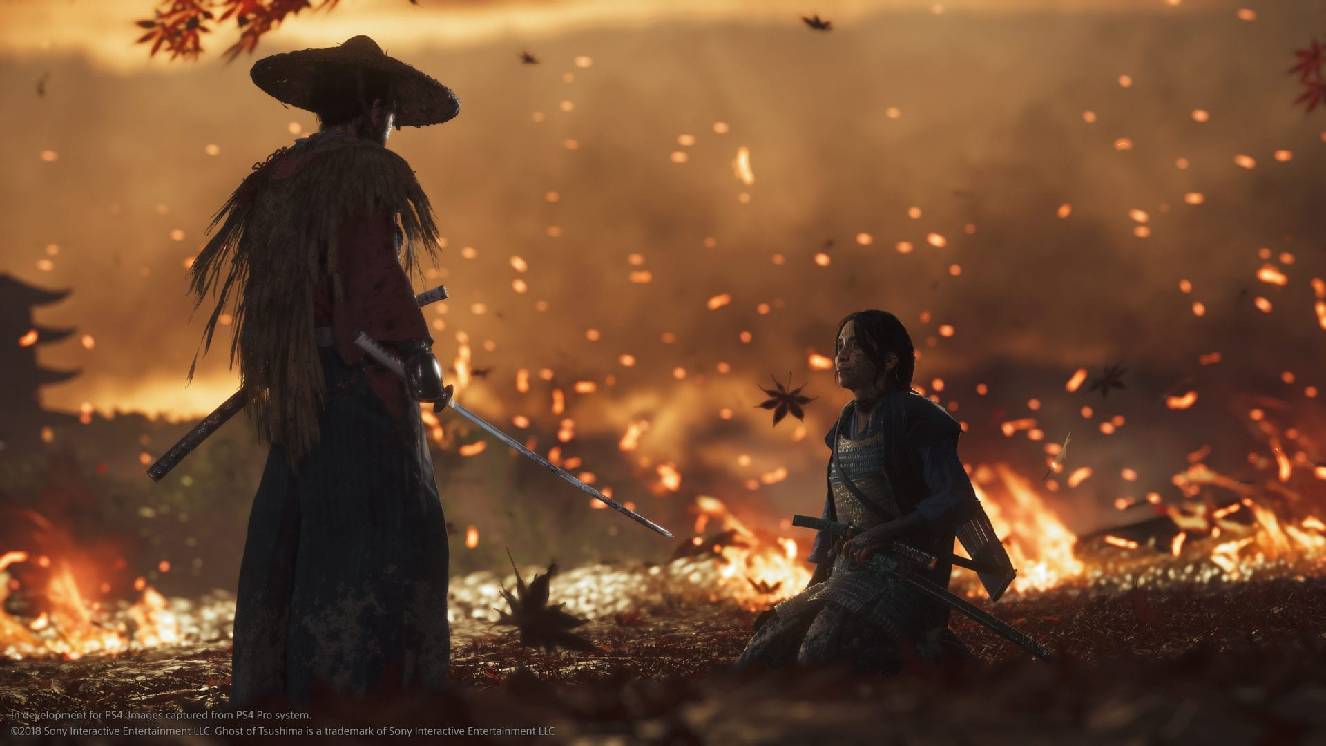Ghost of Tsushima Legends - Masako