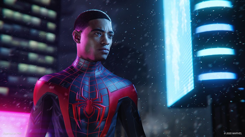 Marvel's Spider-Man: Miles Morales Screen 1