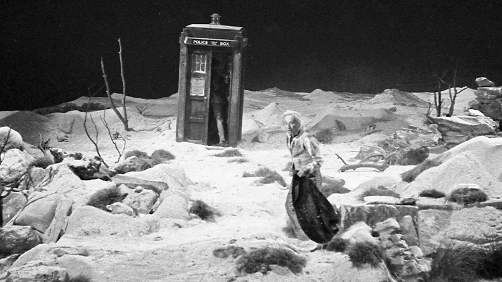 Doctor Who (1963) - Seriale sci-fi