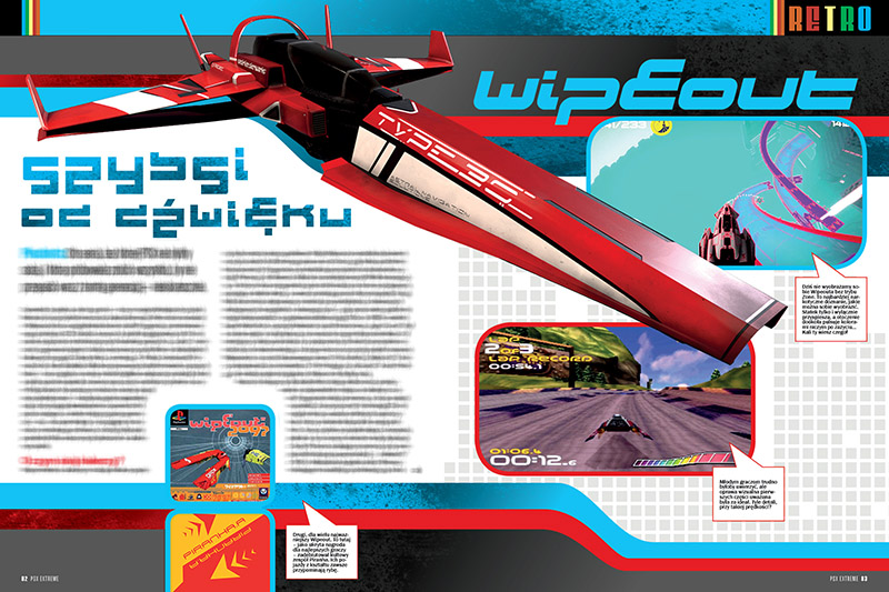 PSX Extreme 272 Wipeout