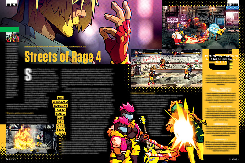 PSX Extreme 274 Streets of Rage 4