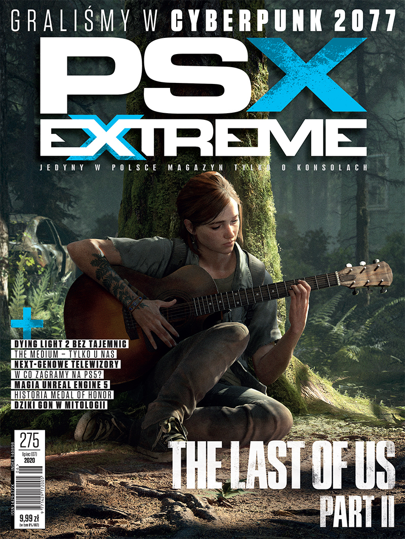 PSX Extreme 275 The Last of Us 2