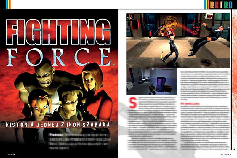 PSX Extreme 279 Fighting Force