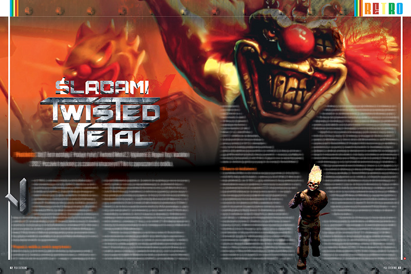 PSX Extreme 281 Twisted Metal