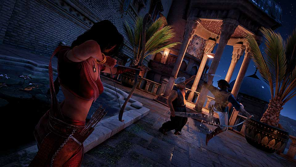 Prince of Persia: Sands of Time Remake - Farah
