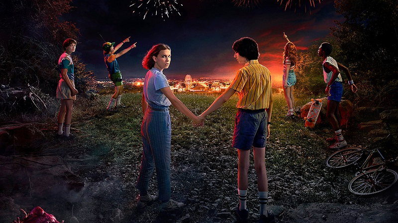 Stranger Things (2016) - Seriale sci-fi