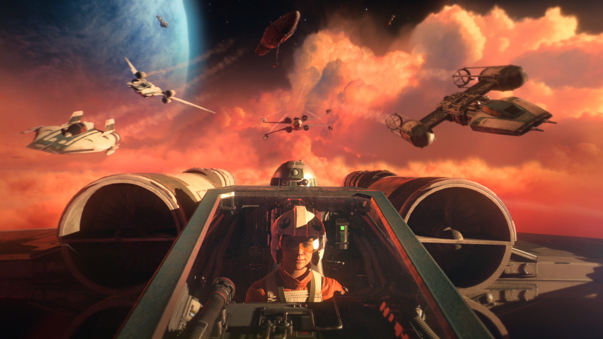 Star Wars: Squadrons Screen #2