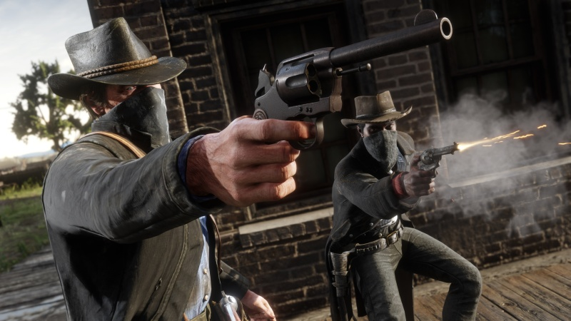 Red Dead Redemption 2 PC screeny 1