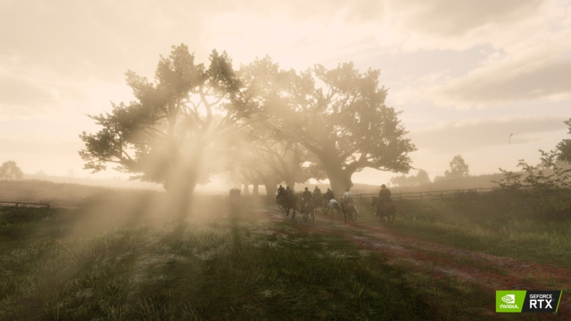 Red Dead Redemption 2 RTX 2