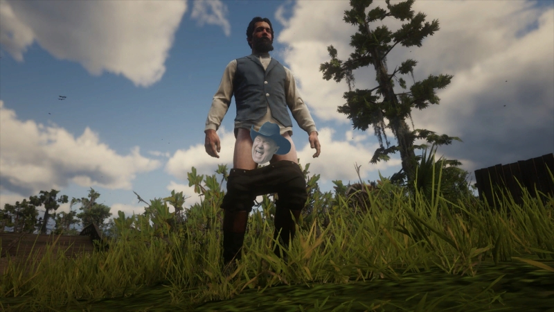 Red Dead Redemption 2 golasy modele 1