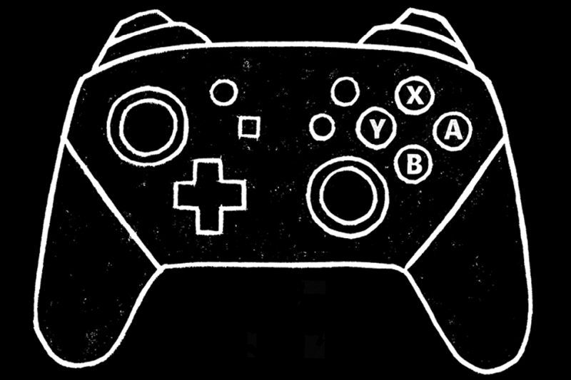 RDR 2 Switch Pro Controller