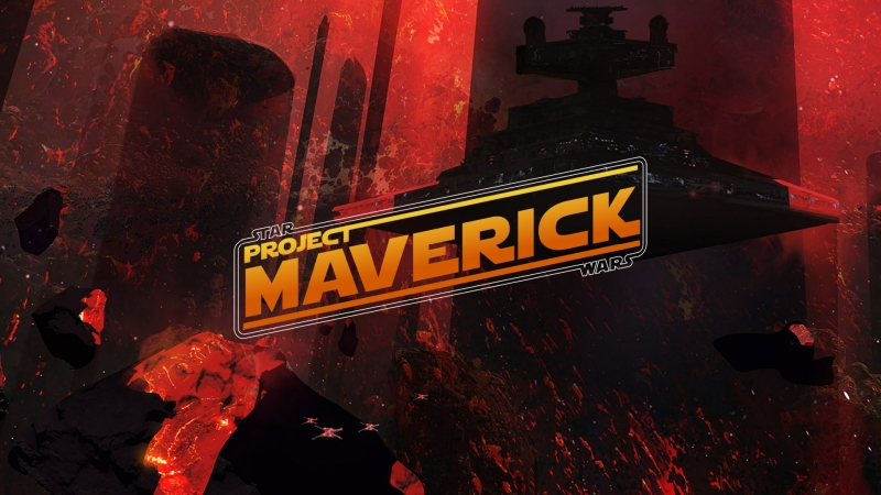 Star Wars Project Maverick cover