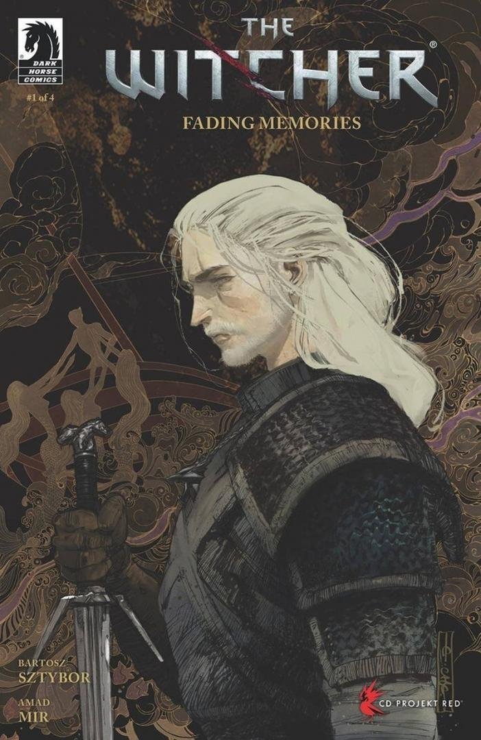 The Witcher: Fading Memories Cover