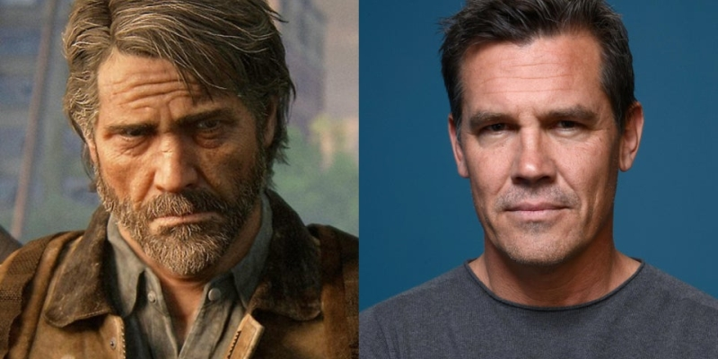 The Last of Us Serial Joel