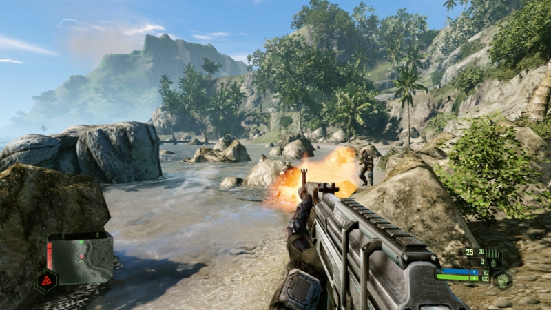 Crysis Remastered - Switch - 1