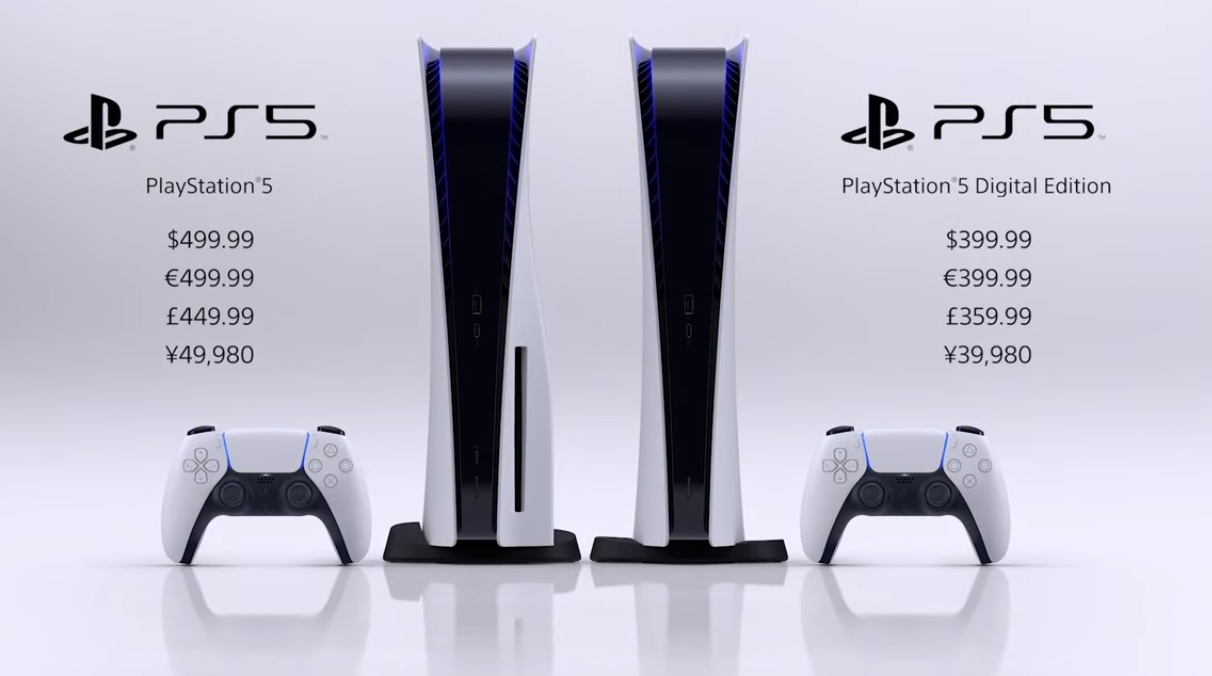 playstation 5 cena