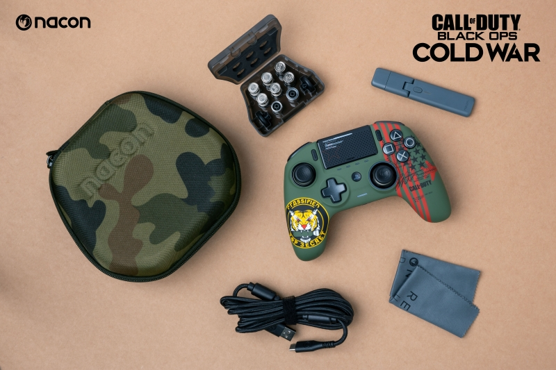 Nacon Revolution Unlimited Pro Controller x Call of Duty Black Ops Cold War 2