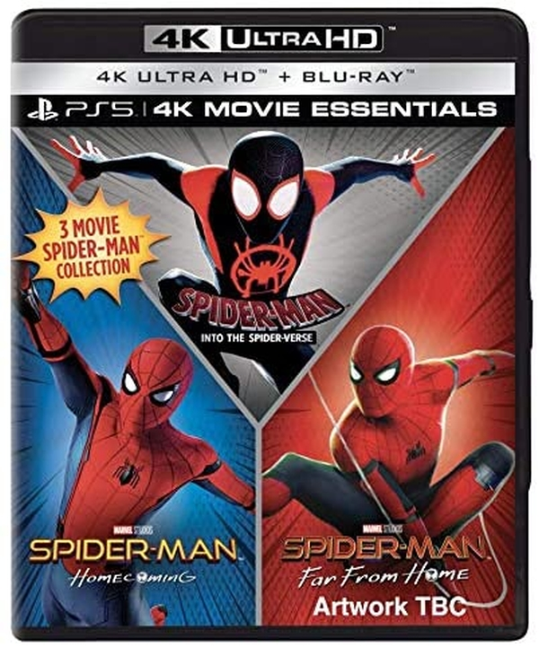Spider-Man PS5 4K Movie Essentials