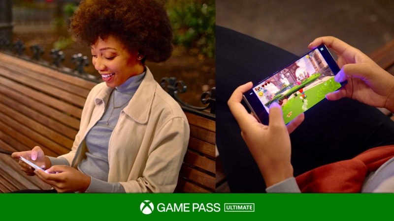 Xbox Game Pass Ultimate - Cloud Gaming 0