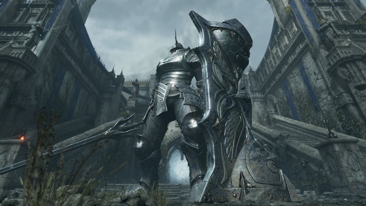 Demon's Souls - recenzja gry - Tower Knight