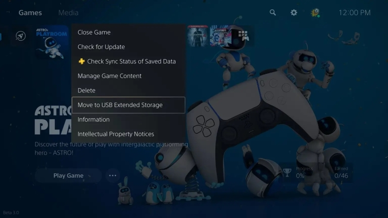 PS5 Firmware PlayStation 5 - 1