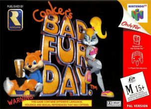 Conker's Bad Fur Day [18+]